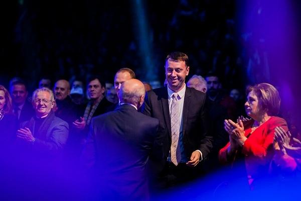 Mustafa: Jemi krenarë që Prishtinës po i japim një kryetar si Arban Abrashi