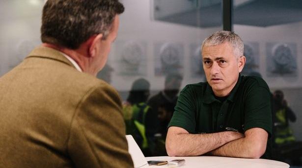 Mourinho flet për të ardhmen e tij dhe i dërgon mesazh skuadrave angleze