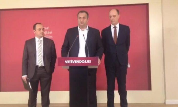 VV: Kërkojmë menjëherë nga KQZ-ja të lejojë numërimin e votave me kusht, vendimi i PZAP-it i papranueshëm