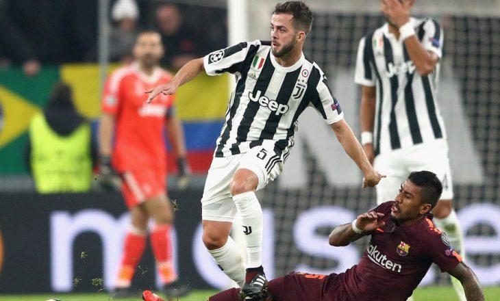 S'ka fitues në mes të Juventusit e Barcelonës, katalanasit kualifikohen tutje