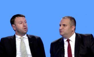 Numri i votave me kusht dhe diferenca mes dy kandidatëve në Prishtinë