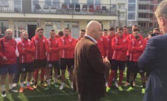 Gjini: KF Vëllaznimi do ta ketë stadiumin e ri dhe mbështetje financiare