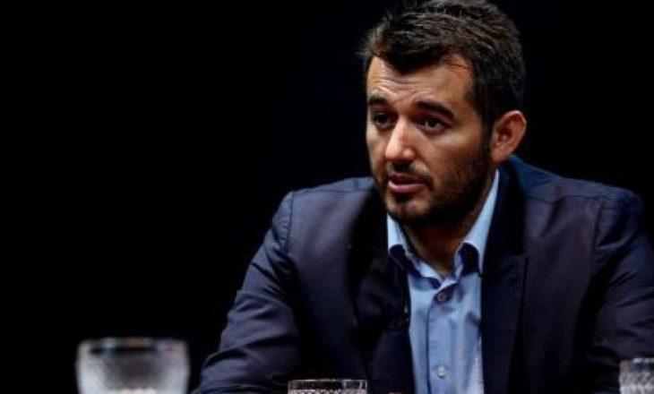 Labinot Tahiri i jep përkrahje kësaj partie në Ferizaj