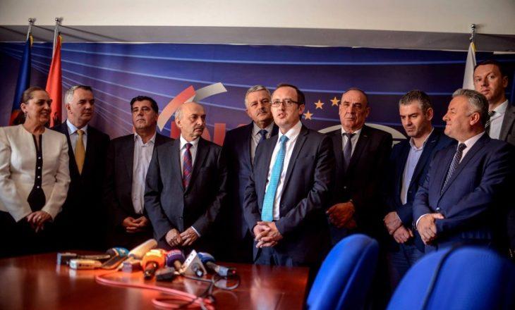 Ankesat e LDK-së për Prishtinë Dragash, Istog dhe Kamenicë