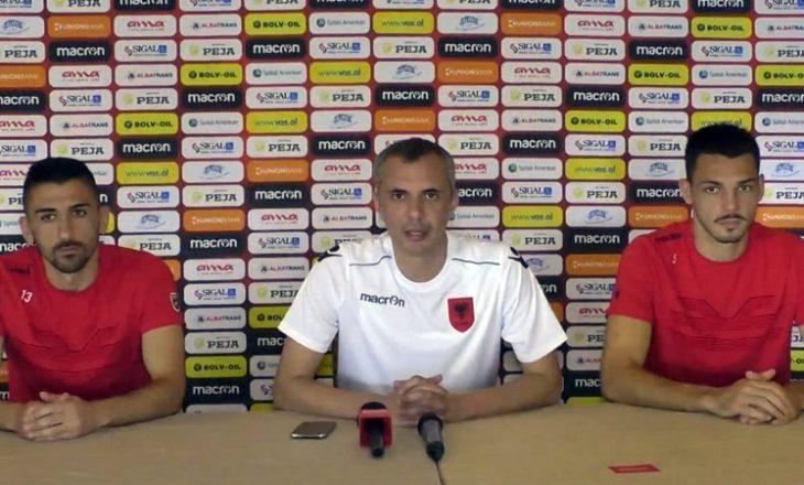 Nesër luhet ndeshja Shqipëri – Turqi, ja çfarë thotë Lilaj