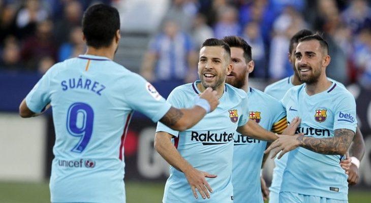 Leganes 0:3 Barcelona, notat e lojtarëve [Foto]