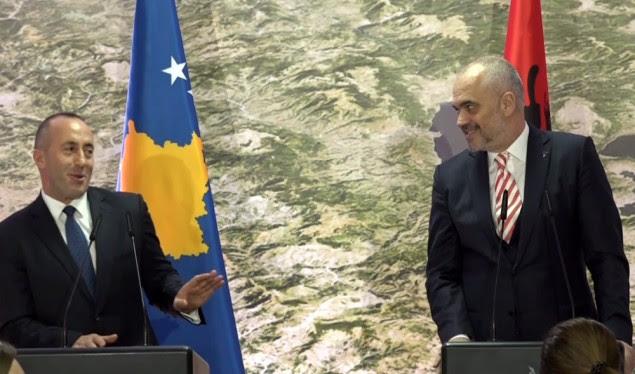 """""""S'kam çka me shtu"""" – Katër përgjigjet e Haradinajt pas Ramës"""