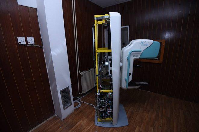 Podujeva bëhet me mamograf të digjitalizuar