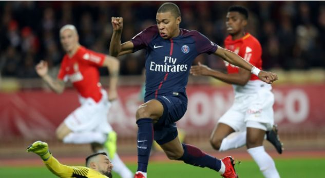 """""""Mbappe kujtonte se ishte duke luajtur ende për Monacon"""""""