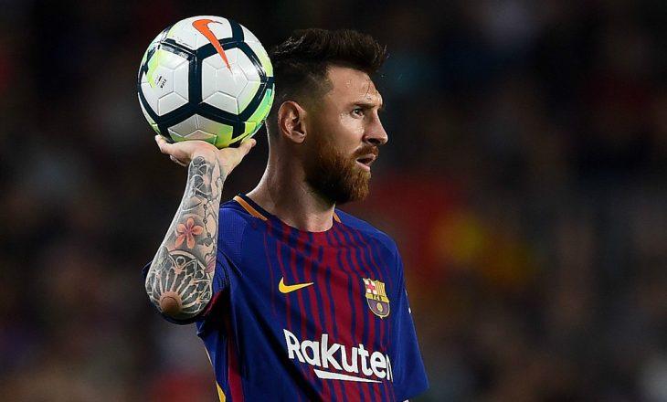 Messi, një vit pa shënuar gol si mysafir në Ligën e Kampionëve