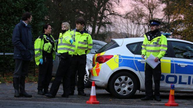 Përplasen në ajër avioni dhe helikopteri në Britani, 4 viktima