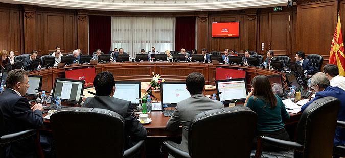 Ministri shqiptar që drejtoi për herë të parë mbledhjen e Qeverisë së Maqedonisë