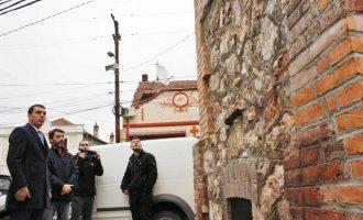 Përurohen disa monumente të trashëgimisë në Prizren