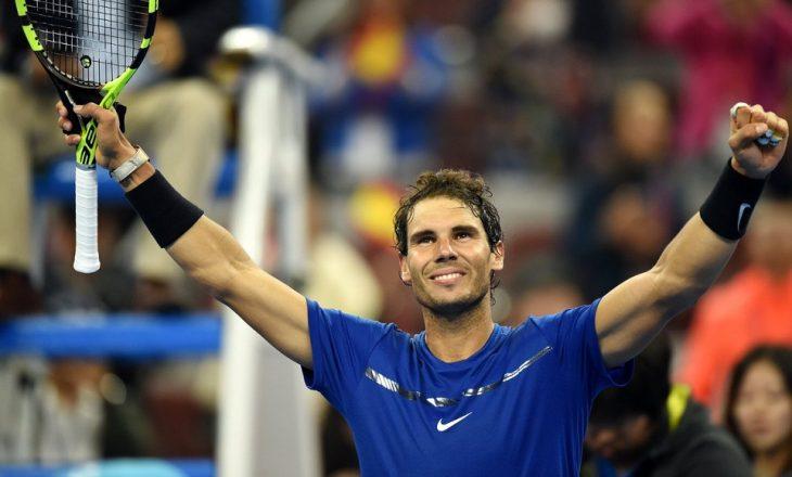 """Nadal e konfirmon: Do të luaj në """"ATP Finals"""""""