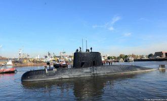 Rusia ofron ndihmë për gjetjen e nëndetëses së Argjentinës