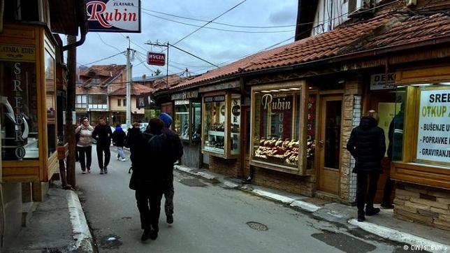 Një familje shqiptare në Novi Pazar