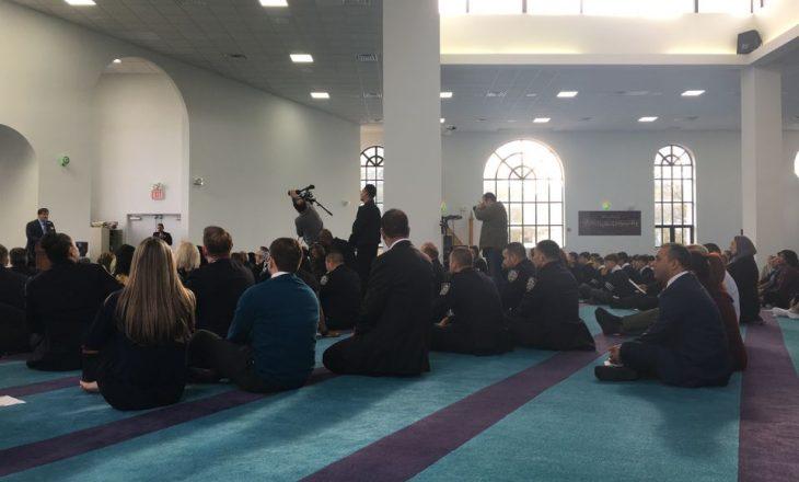 Imami shqiptar u mban ligjëratë për tolerancën fetare të gjitha komuniteteve në New York