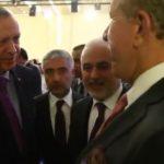 Pacolli takohet me Erdoganin