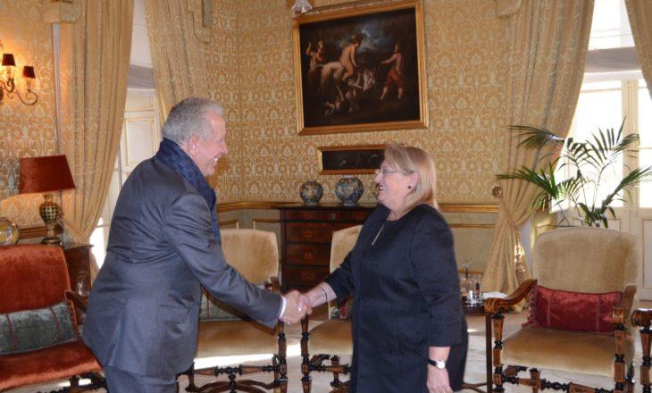 Pacolli merr mbështetje nga Malta për anëtarësimin e Kosovës në UNESCO dhe Interpol