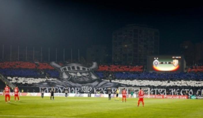 Koreografia provokuese e serbëve kundër Skënderbeut