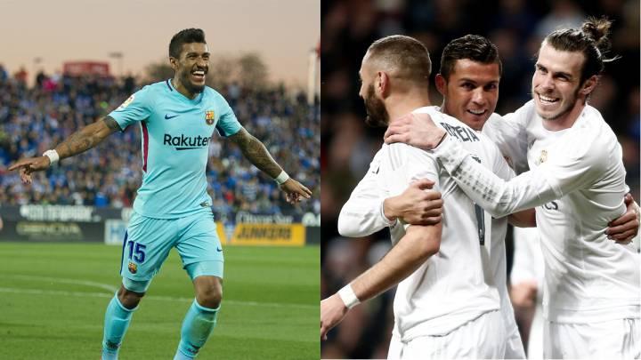 Krizë te Reali, Paulinho ka shënuar aq gola sa 'BBC'