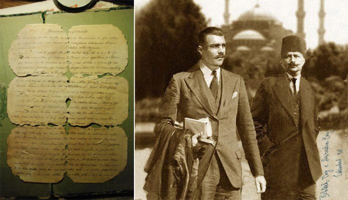 """""""Si e shpallëm pavarësinë"""" – Dalin në dritë kujtimet e firmëtarit Hajredin bej Cakrani"""