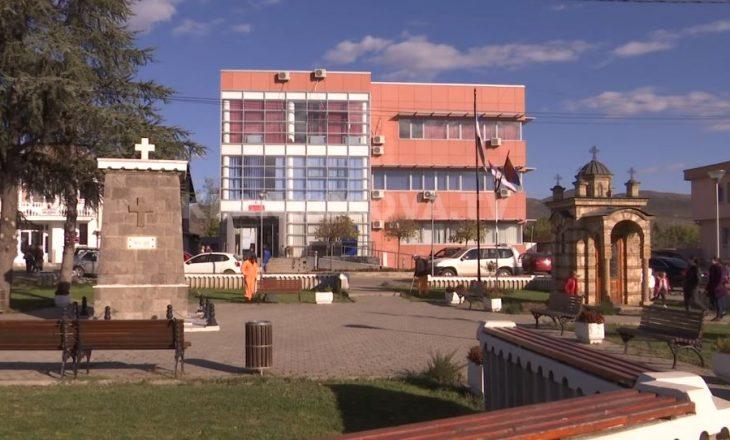 Asamblisti i vetëm në komunën me shumicë serbe