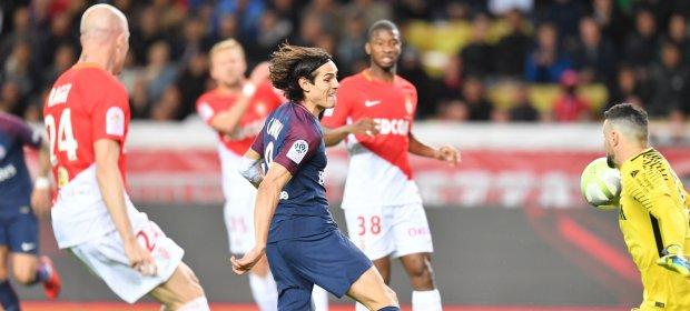 PSG-ja mposht Monacon dhe kryeson bindshëm me 9 pikë epërsi