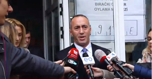 Voton Haradinaj, kërkon që qytetarët të dalin masivisht të votojnë