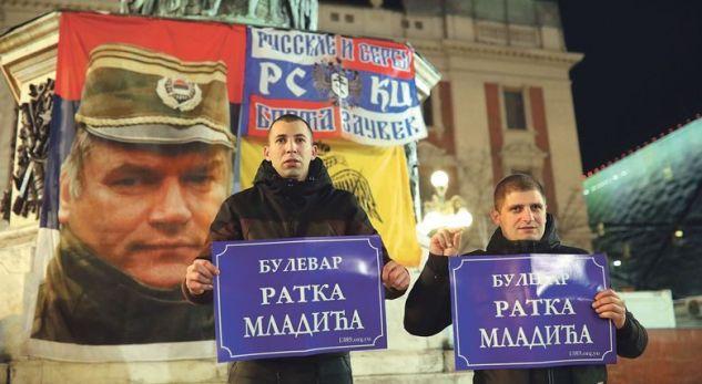 Serbia përsëri kthehet në vitet e '90-ta