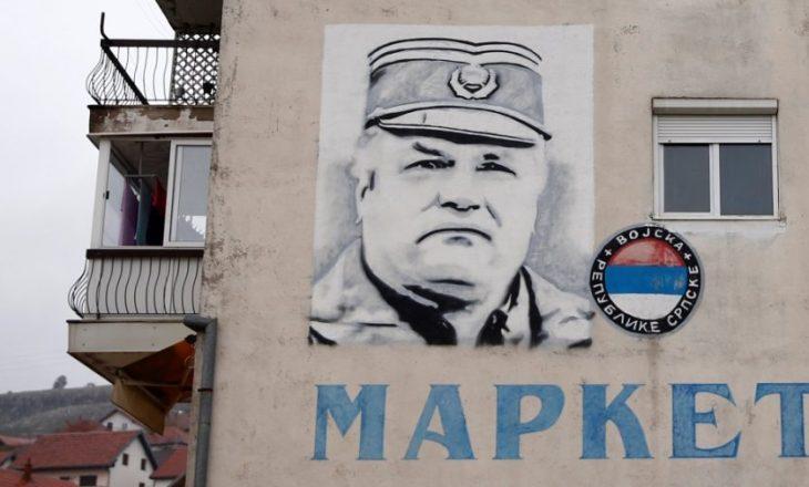 Ideologjia e Mladiqit ende jeton në Republikën Serbe