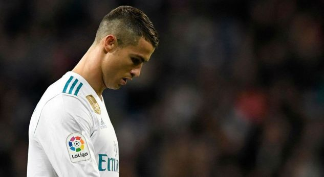 Reagim i çuditshëm nga Cristiano Ronaldo (Video)