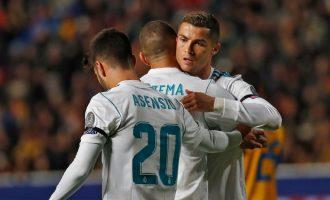Ronaldo thyen rekordin e madh të Ligës së Kampionëve [Foto]