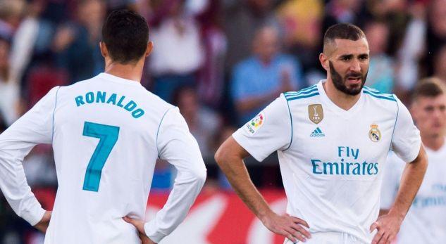 Ronaldo dhe Benzema, dyshja më e dobët në Evropë