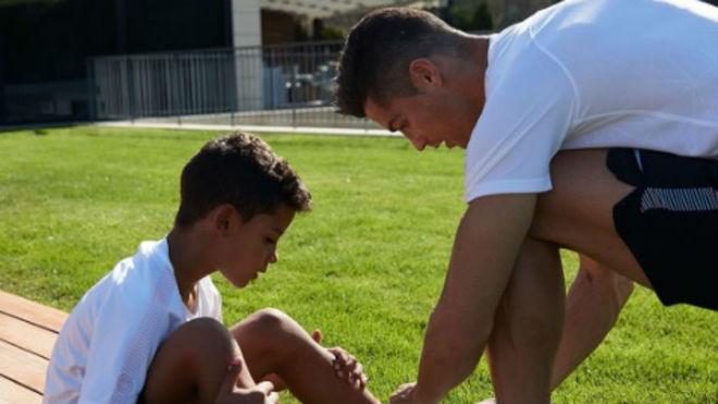 Rrëfimi prekës i Ronaldos: Kjo është gjëja më e mirë në jetë