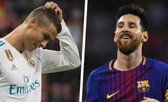 Statistikat e Ronaldos dhe Messit në La Liga (Foto)