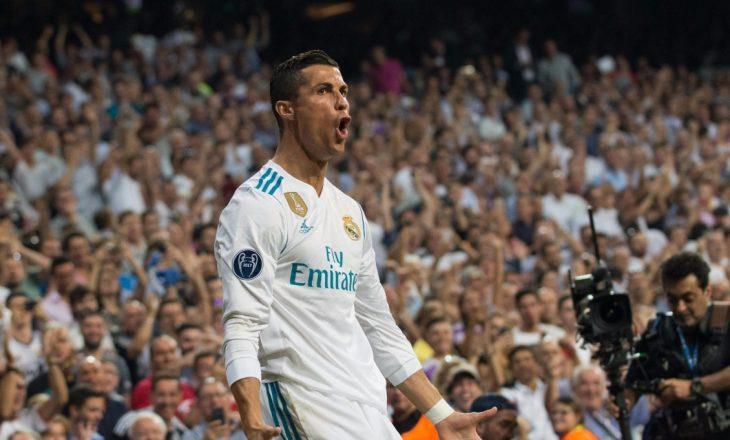 Ronaldo shpërthen me dy gola [Video]