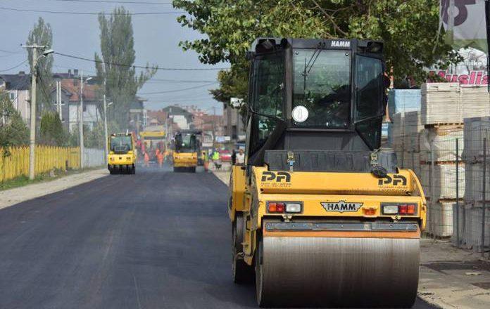 Komuna e Podujevës bëri shkelje ligjore në projektin e rrugës Zahir Pajaziti (dokument)