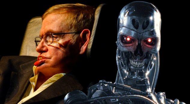 Paralajmëron shkencëtari: Robotët do t'i shfarosin njerëzit