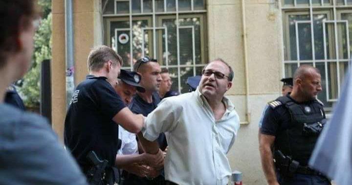 """Një grup """"intelektualësh"""" kërkon liri për socialdemokratin Sadri Ramabajen"""