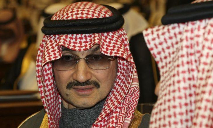 Princat sauditë që u arrestuan, po flejnë në dyshemenë e hotelit luksoz