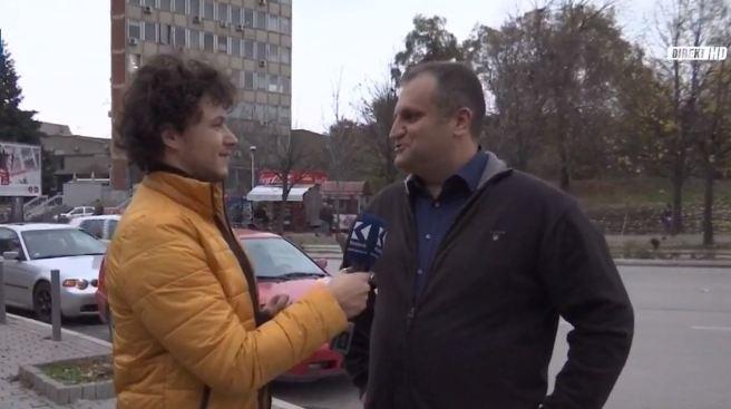 Shpend Ahmeti flet për takimin e rastësishëm me Arban Abrashin