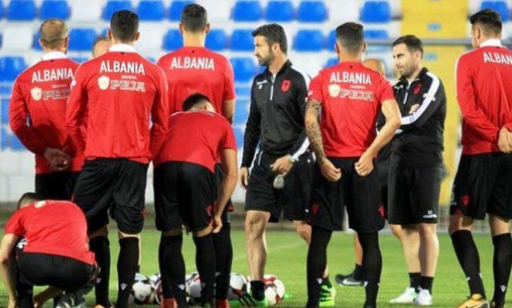 Shqipëria me tre sulmues ndaj Turqisë, formacioni i mundshëm