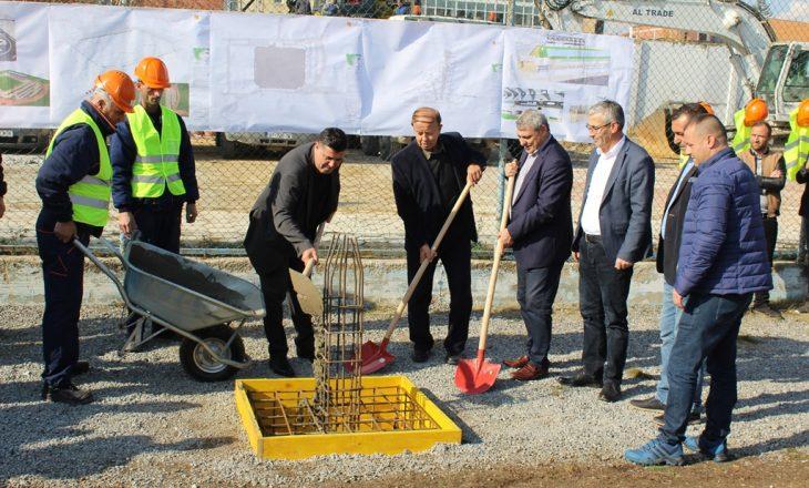 Gjilani nis rindërtimin e stadiumit të qytetit me koston prej 6 milionë euro