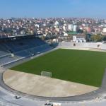 Më 28 qershor testohet Stadiumi i Prishtinës, kjo do të jetë ndeshja e parë