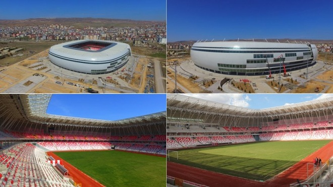 Zyrtare: Stadiumi nacional do të ndërtohet në këtë qytet