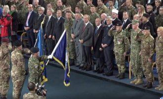 Në muajin maj nisin ndryshimet kushtetuese për ushtrinë