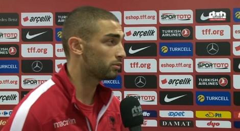 Goli i parë me kombëtaren, Grezda: Ja përse e përqafova Panuccin