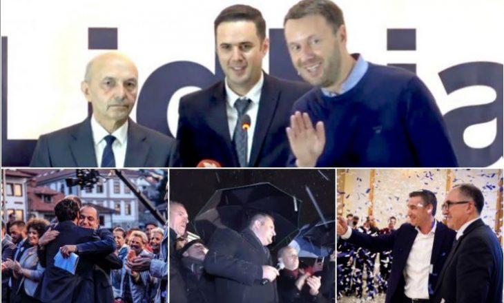 Beteja e tri partive për pushtet në dy komuna