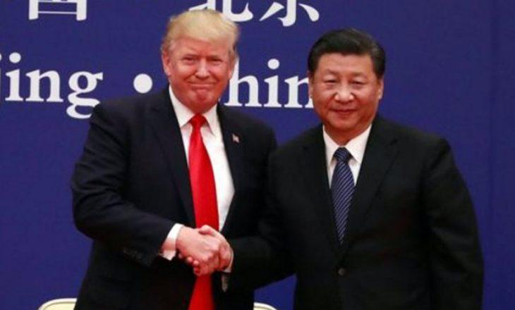 Trump ndryshon qëndrim, vetëm lëvdata për Presidentin kinez